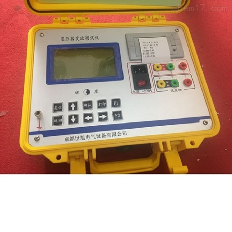 攀枝花变压器变比测试仪电力承装修试资质