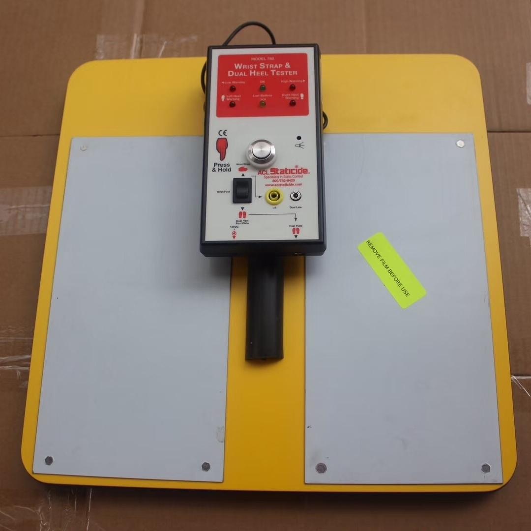ESD平移闸门美国进口人体静电测试仪ACL750