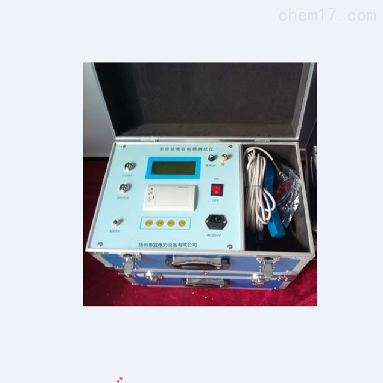 电容电感测试仪特点