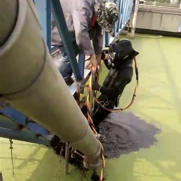 玉树管道气囊封堵电话-实力派水下打捞