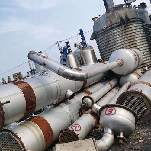 <strong>现货出售二手钛材质冷凝器山东厂家供应</strong>