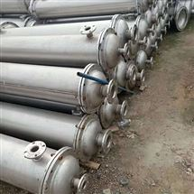 200平方列管式冷凝器成色新