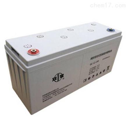 双登胶体铅酸储能用蓄电池12V150AH