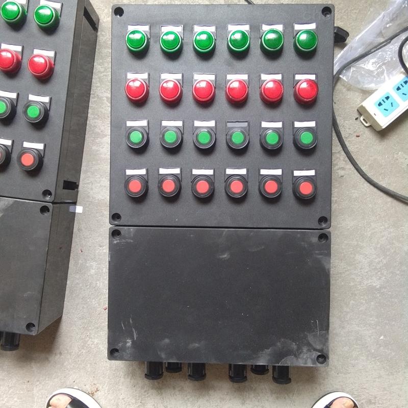 言泉直销BZC8050-A4D4全塑防爆防腐按钮盒