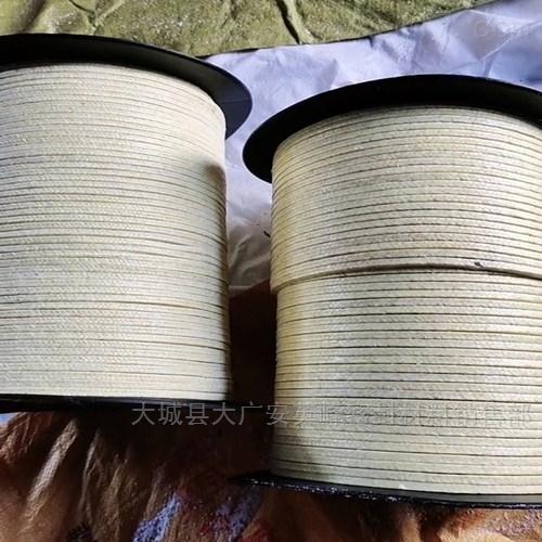 4*4芳纶盘根  现货供应耐腐浊  耐酸碱盘根