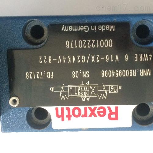 现货力士乐电磁阀水利工程使用端备货
