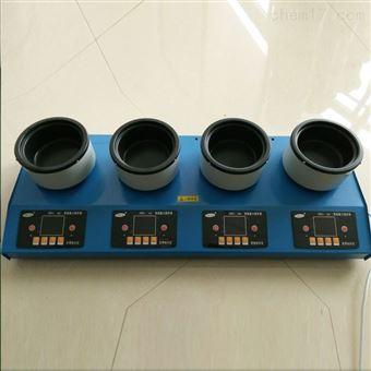 ZNCL-G/GS二/四/六(多)聯磁力攪拌加熱鍋
