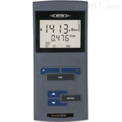 手持式电导率/盐度测试仪