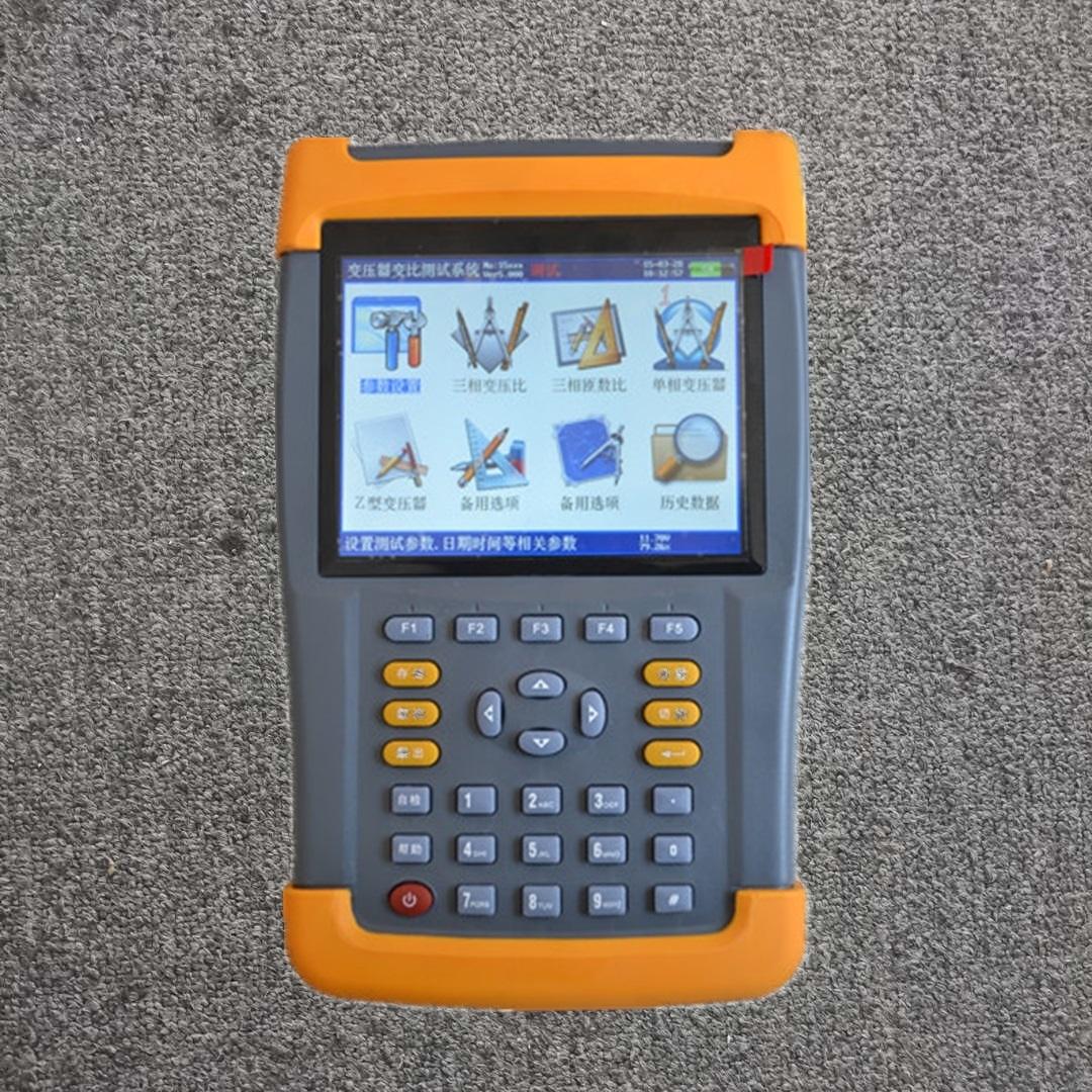 RCBB-06S手持式变压器变比测试仪承装修试