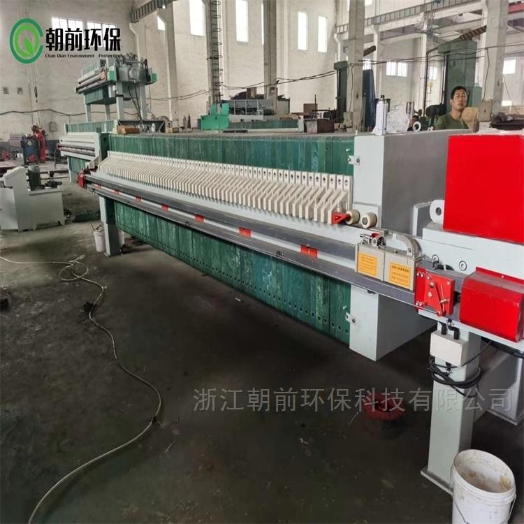 广西崇左大型机制砂泥浆污泥处理设备压滤机