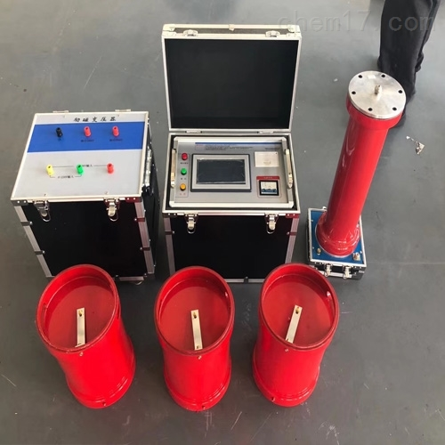承装类仪器串联谐振装置