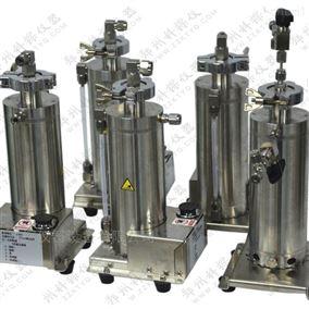 实验室非标定制不锈钢恒温鼓泡罐