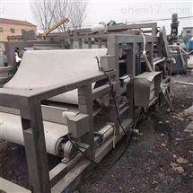 处理二手铁矿泥浆二手带式压滤机厂家推荐