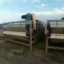 二手污泥固液分离压滤机厂家供应