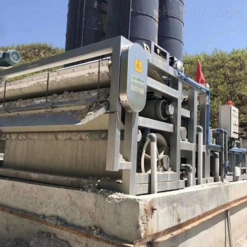河道淤泥二手带式压滤机多种型号