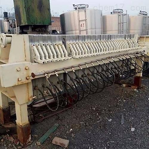 150平方二手隔膜压滤机大量出售