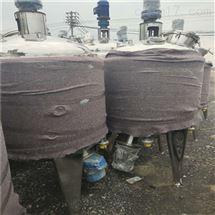 5吨专业生产不锈钢反应釜厂家