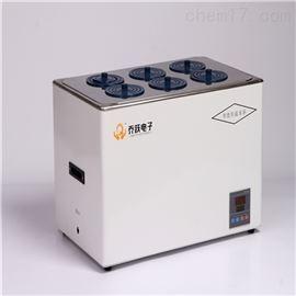 HH-6A单列六孔电热恒温水浴锅
