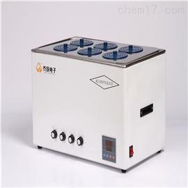 HH-8A单列八孔电热恒温水浴锅
