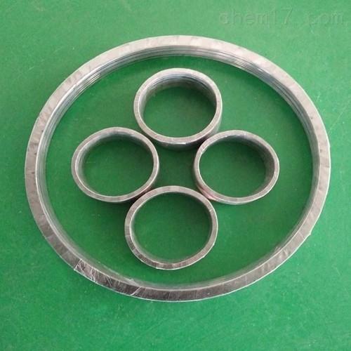 碳钢柔性石墨金属缠绕垫片制作商