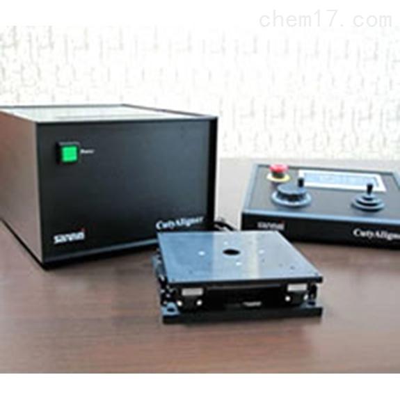 日本三明电子sanmei独立的UVW平台对准系统