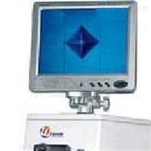 视频测量数显维氏硬度计