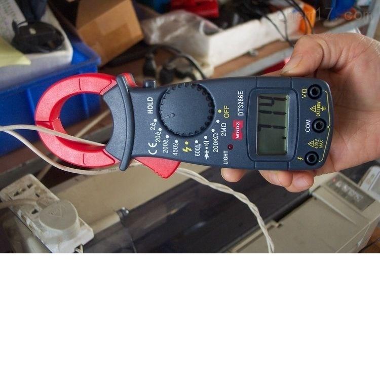 重庆承装修试钳型电流表