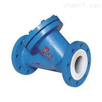 GL41F46襯氟Y型過濾器采購