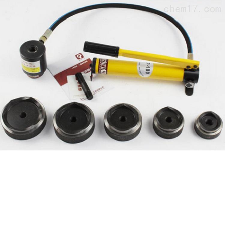 重庆承装修试油压分离式穿孔工具