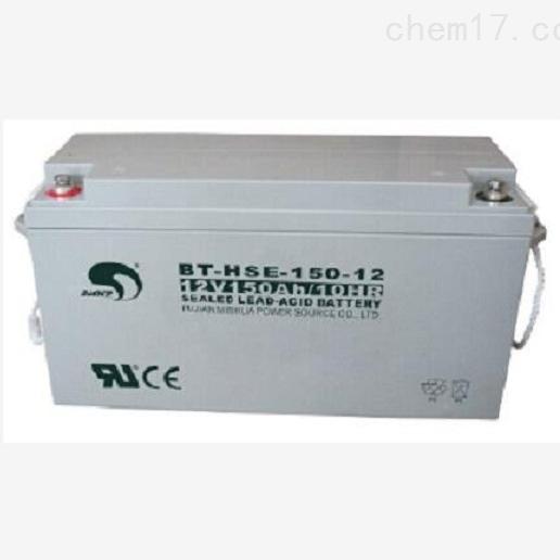 赛特蓄电池BT-HSE-150-12厂家
