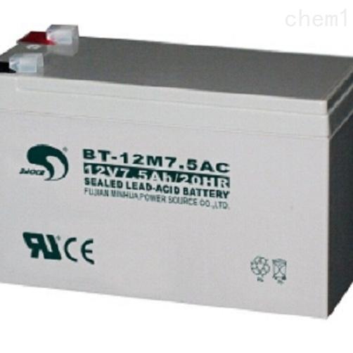 赛特蓄电池BT-12M7.5AC原装销售