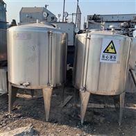 二手保温调配缸  不锈钢双层储罐