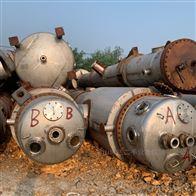 二手钛材质多效浓缩蒸发器现货
