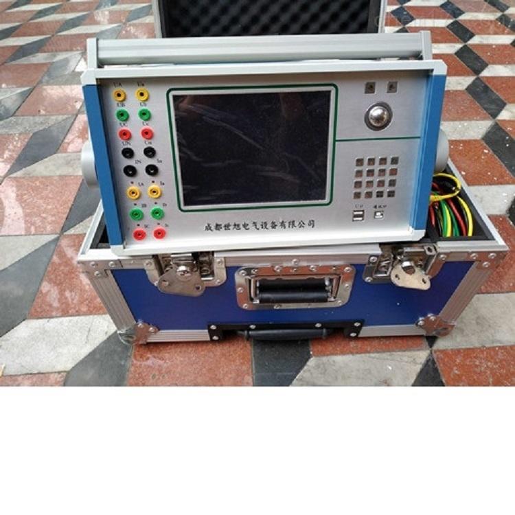 南充承装修试电力三相继电保护测试仪