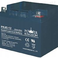 12V45AH三力蓄电池PK45-12代理选购