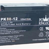 12V80AH三力蓄电池PK80-12销售中心
