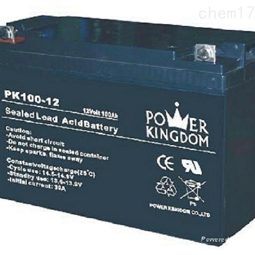 三力蓄电池PK100-12代理商