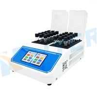 HT-30双温区彩屏触摸型双温控制消解装置