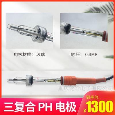 工业纯水三复合 PH 电极