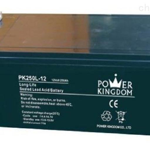 三力蓄电池PK250L-12直流电源