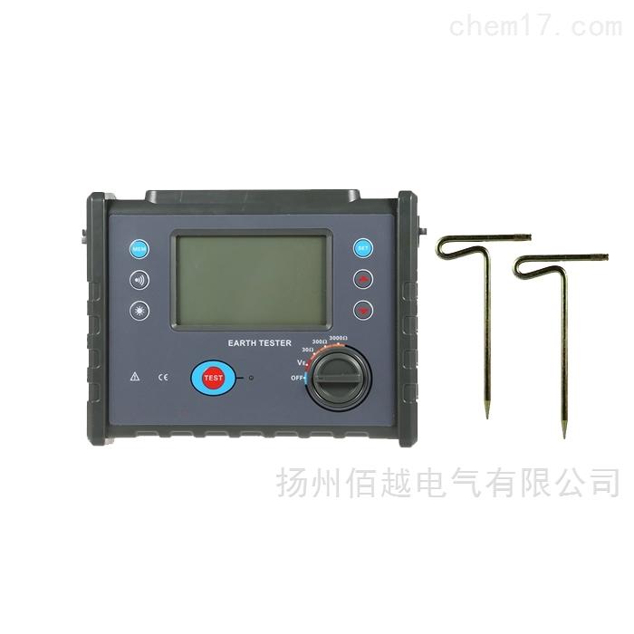 土壤电阻率测试仪防雷检测