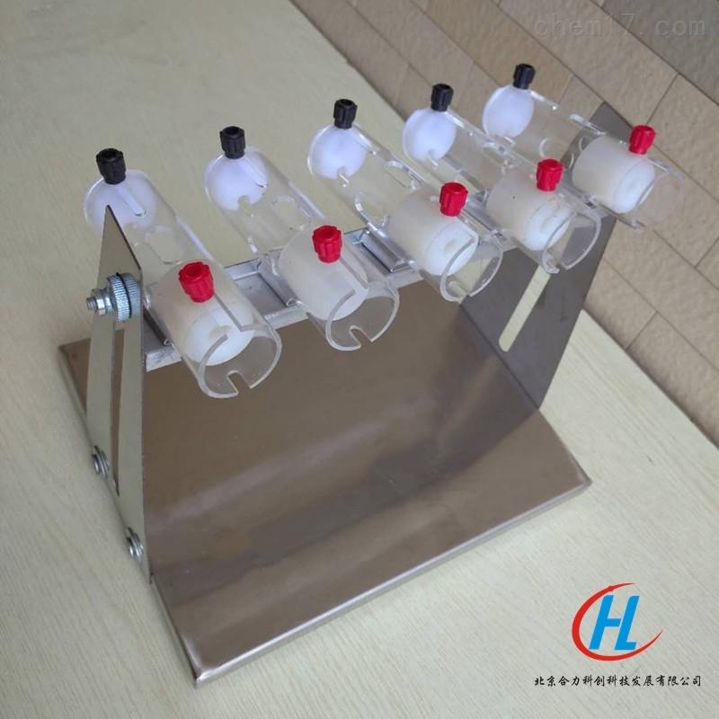 五筒小鼠固定器架 型號:HL-GJ-5  束縛器