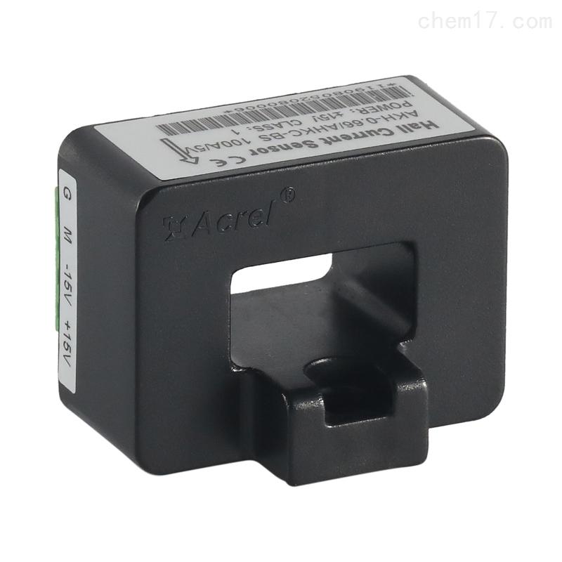 電流檢測的霍爾傳感器
