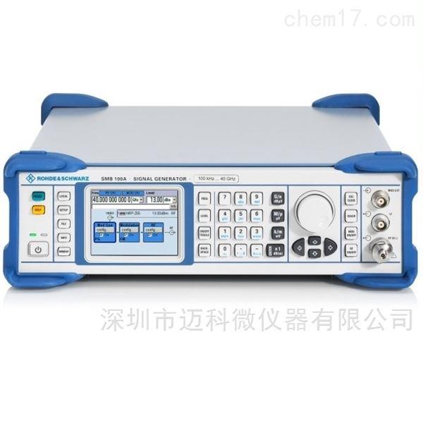 矢量信号发生器SMBV100A维修