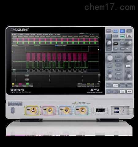鼎阳SDS6000 Pro系列高分辨率数字示波器