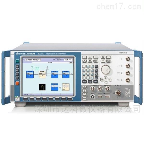 矢量信号发生器SMJ100A维修