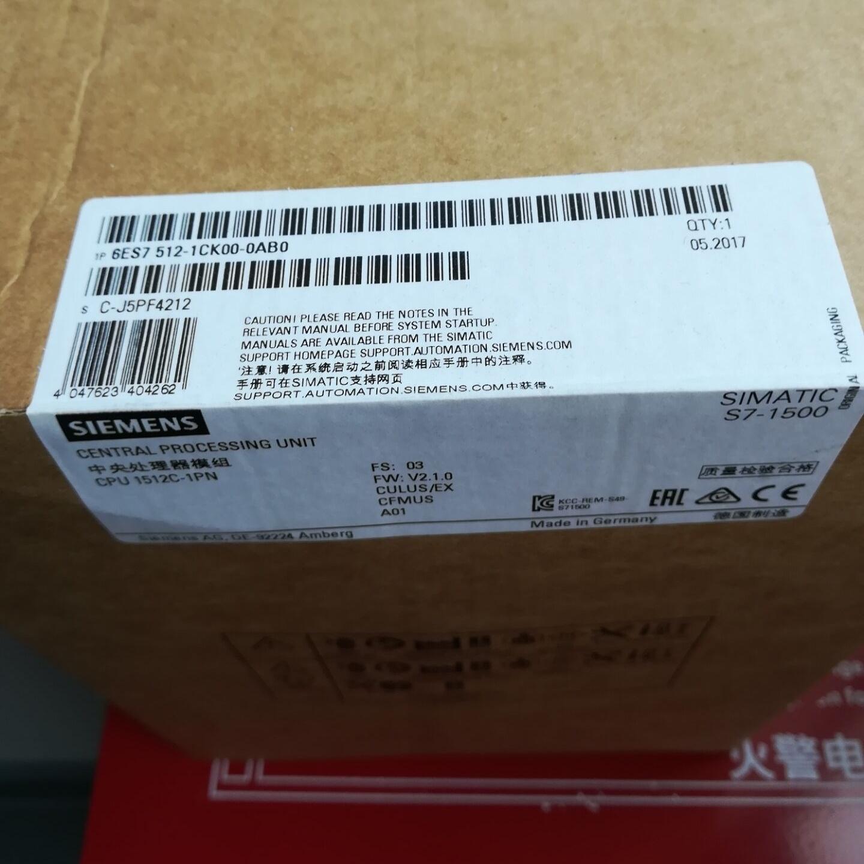 安康西门子S7-1500CPU模块代理商