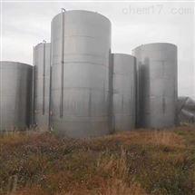 2吨不锈钢储罐设备八成新