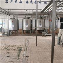 二手60立方不锈钢储水罐厂家供应