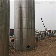 50吨立式不锈钢储罐回收常年购销